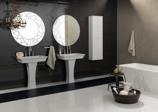 Туалетная комната является самым посещаемым помещением в квартире